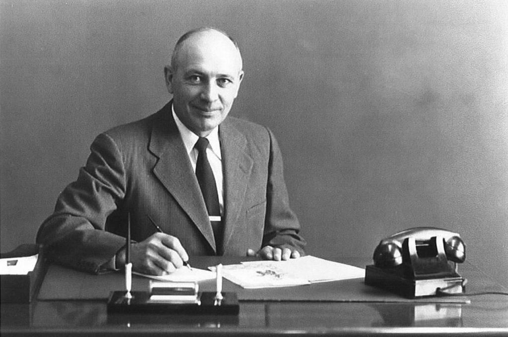 Clifford Jorgensen - 1950