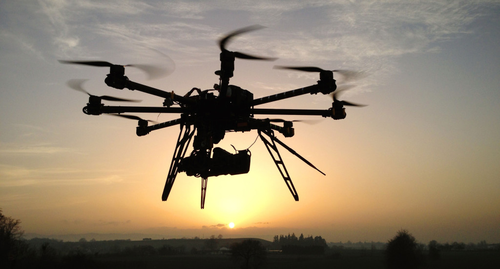Drones in Nebraska Agriculture